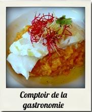 Restaurant comptoir de la gastronomie la rapporteuse - Comptoir de la gastronomie ...